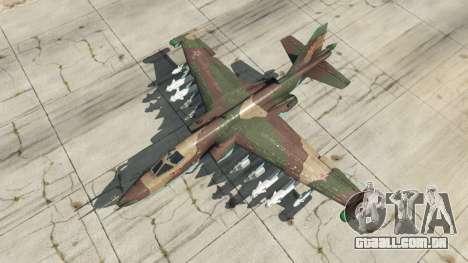 GTA 5 O Su-25 v1.1 quarto screenshot