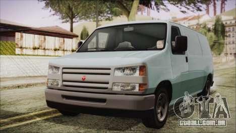 GTA 5 Bravado Rumpo para GTA San Andreas