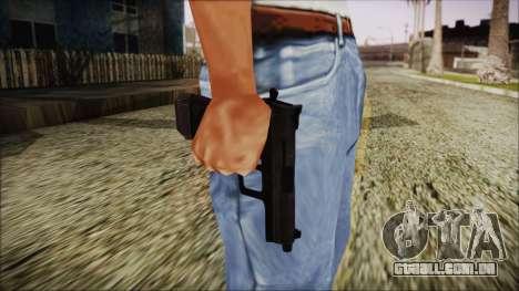 PayDay 2 Interceptor .45 para GTA San Andreas terceira tela