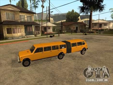 VAZ 2131 Hyper para GTA San Andreas vista direita