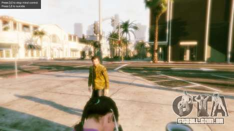 GTA 5 The Force Unleashed terceiro screenshot