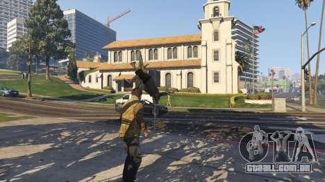 GTA 5 The Force Unleashed sétima screenshot