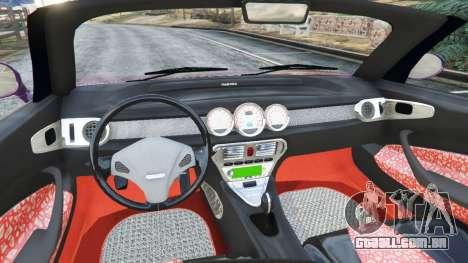 Daewoo Joyster Concept 1997 v1.3 para GTA 5