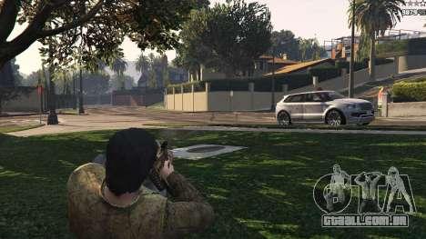 GTA 5 Stance sexta imagem de tela