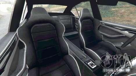 GTA 5 Skoda Octavia VRS 2014 [hatchback] vista lateral direita