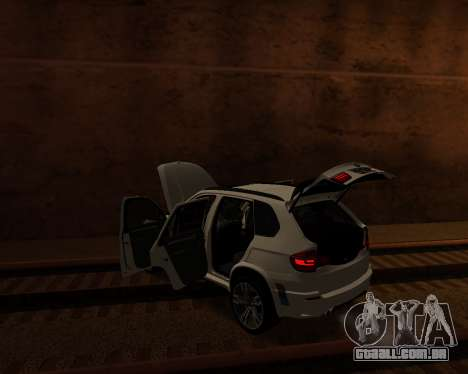 Car Accessories Script v1.1 para GTA San Andreas sexta tela