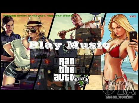 Play Music para GTA San Andreas