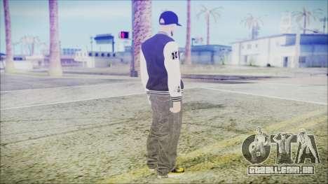 GTA Online Skin 57 para GTA San Andreas terceira tela