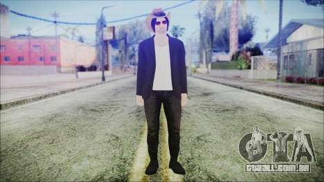 GTA Online Skin 29 para GTA San Andreas segunda tela