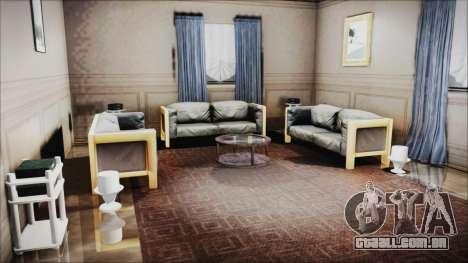 CJ House New Interior para GTA San Andreas segunda tela