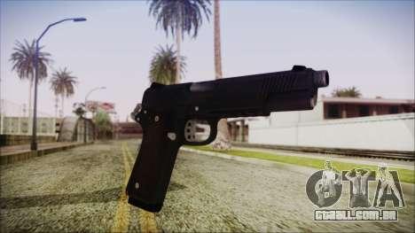 PayDay 2 Crosskill para GTA San Andreas segunda tela