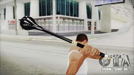 Bulat Steel Mace para GTA San Andreas