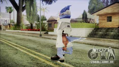 Falco Lombardi para GTA San Andreas terceira tela
