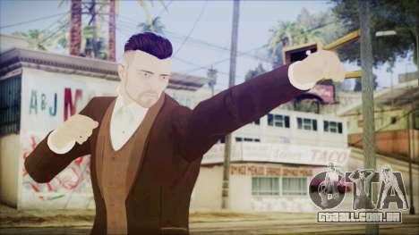 GTA Online Skin 14 para GTA San Andreas