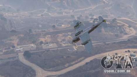 GTA 5 P-47D Thunderbolt sexta imagem de tela