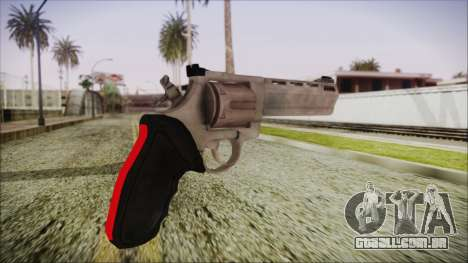 PayDay 2 Bronco .44 para GTA San Andreas segunda tela