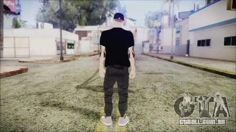 GTA Online Skin 48 para GTA San Andreas terceira tela