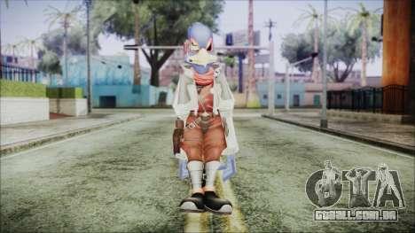 Falco Lombardi para GTA San Andreas segunda tela