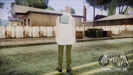 GTA Online Skin 2 para GTA San Andreas terceira tela