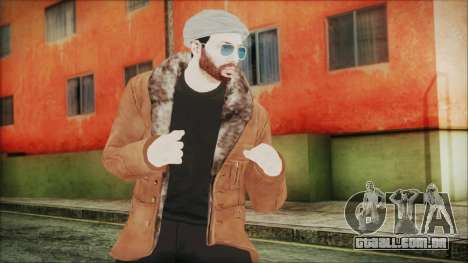 GTA Online Skin 30 para GTA San Andreas