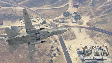GTA 5 SU-24M nono screenshot