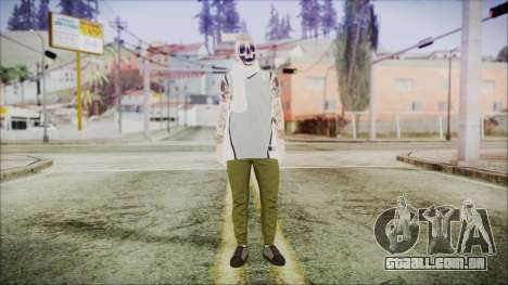 GTA Online Skin 2 para GTA San Andreas segunda tela