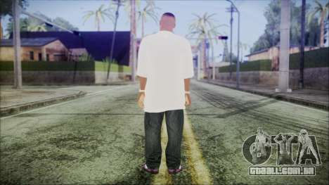 GTA 5 Ballas 1 para GTA San Andreas terceira tela