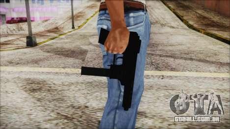 TEC-9 Multicam para GTA San Andreas terceira tela