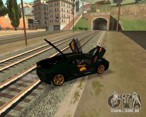 Car Accessories Script v1.1 para GTA San Andreas quinto tela