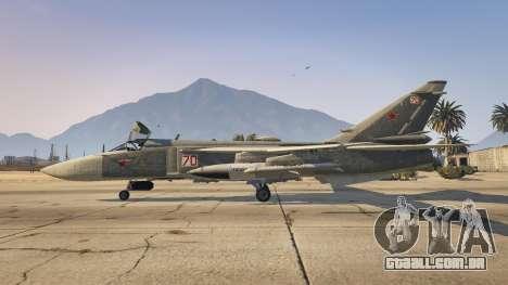 GTA 5 SU-24M segundo screenshot