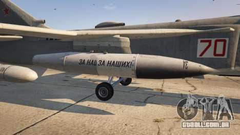 GTA 5 SU-24M quarto screenshot