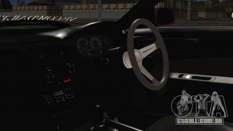 Nissan Silvia S14 para GTA San Andreas vista direita