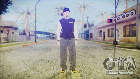 GTA Online Skin 57 para GTA San Andreas segunda tela