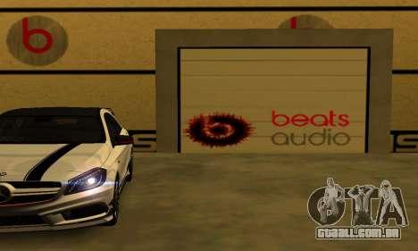 Monster Beats Studio by 7 Pack para GTA San Andreas quinto tela