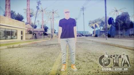 GTA Online Skin 55 para GTA San Andreas segunda tela