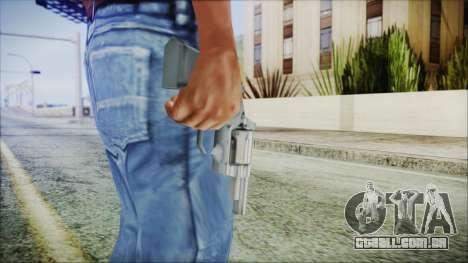 Snub Nose para GTA San Andreas terceira tela