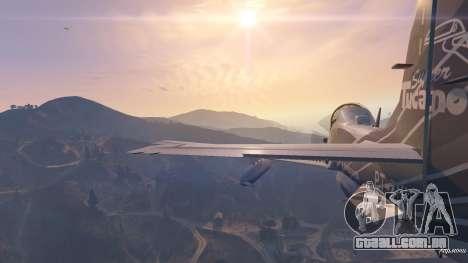 GTA 5 Embraer A-29B Super Tucano House décimo imagem de tela