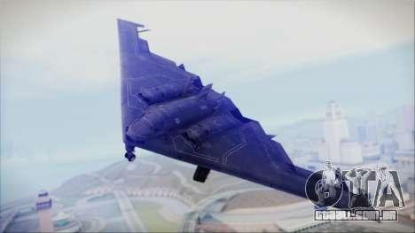 B-2A Spirit Stealth Bomber para GTA San Andreas
