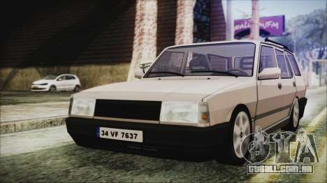Tofas Kartal SLX 1998 Modified para GTA San Andreas