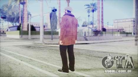 GTA Online Skin 30 para GTA San Andreas terceira tela