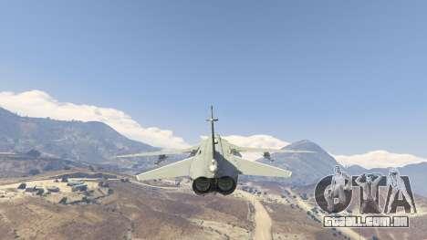 GTA 5 SU-24M sexta imagem de tela