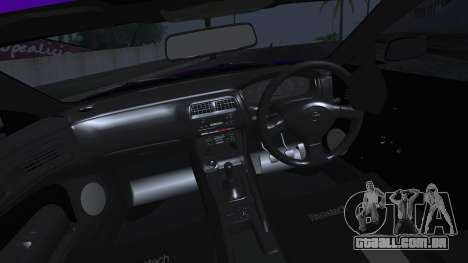 Nissan Silvia S14 Zenki BN Sports para GTA San Andreas vista direita