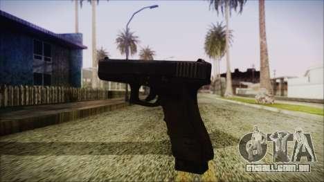 PayDay 2 Chimano 88 para GTA San Andreas segunda tela