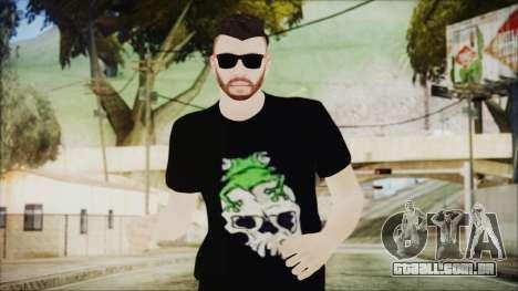 GTA Online Skin 24 para GTA San Andreas