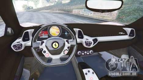 Ferrari 458 Italia Spider [LibertyWalk]