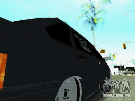 2114 para GTA San Andreas vista interior