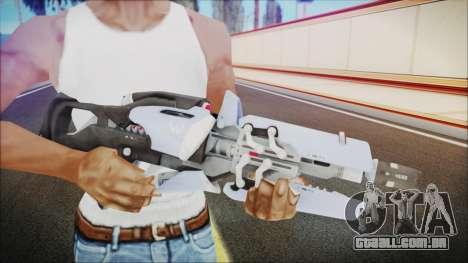 Widowmaker - Overwatch Sniper Rifle para GTA San Andreas terceira tela