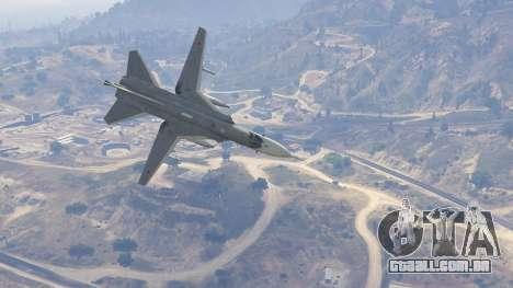 GTA 5 SU-24M oitmo screenshot