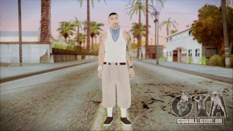 GTA 5 LS Vagos 2 para GTA San Andreas segunda tela