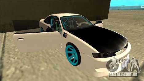 Nissan Silvia S14 Drift para as rodas de GTA San Andreas